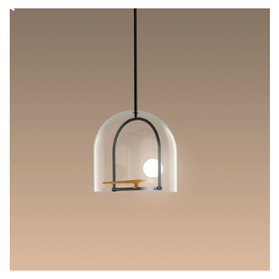 Lampa wisząca Artemide 1103010A Yanzi