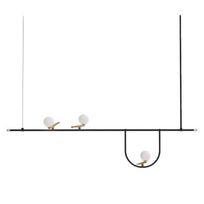Lampa wisząca Artemide 1104010A Yanzi 1