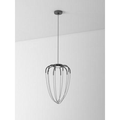 Lampa wisząca Axo Light Alysoid Niklowany czarny