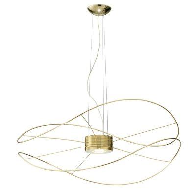 Lampa wisząca Axo Light Hoops 2 Gold