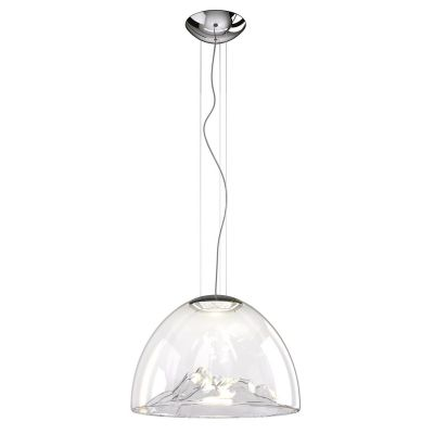 Lampa wisząca Axo Light Mountain View Crystal Chrome