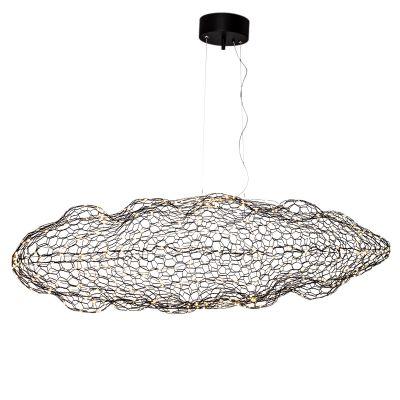 Lampa wisząca By Rydens 4201250-4002 Hayden LED L 75 cm