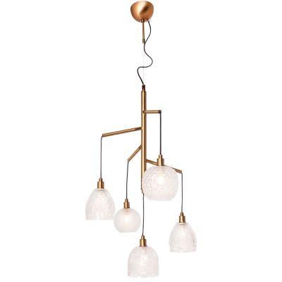 Lampa wisząca By Rydens 4201510-7002 Grace 5-l Ø35cm