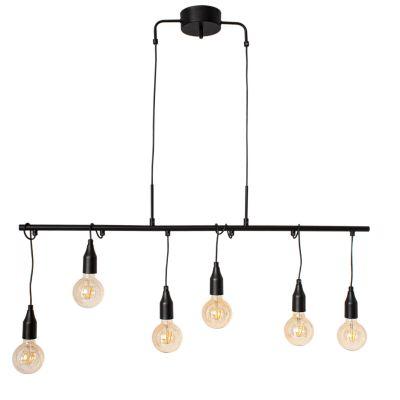 Lampa wisząca By Rydens 4201530-4002 Skyline 6-l