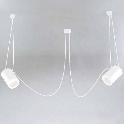 Lampa sufitowa DUBU 9026/E14/BI Shilo