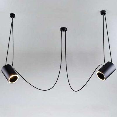 Lampa sufitowa DUBU 9026/E14/CZ Shilo