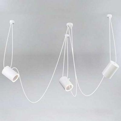 Lampa sufitowa DUBU 9027/E14/BI Shilo
