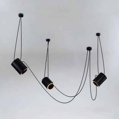 Lampa wisząca DUBU 9027/E14/CZ Shilo