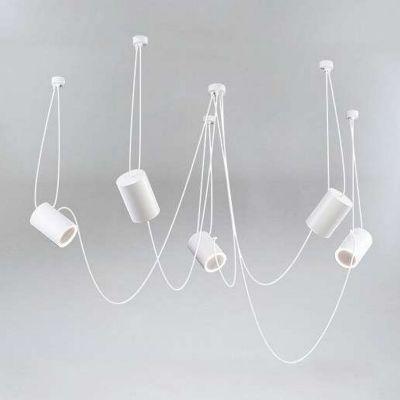 Lampa sufitowa DUBU 9028/E14/BI Shilo