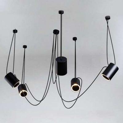 Lampa sufitowa DUBU 9028/E14/CZ Shilo