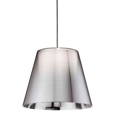 Lampa wisząca Flos F6256000 Ktribe 1 Srebrna