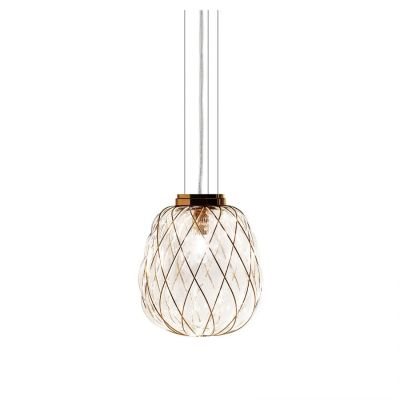 Lampa wisząca Fontana Arte F433990550CBNE Pinecone