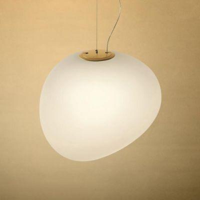 Lampa wisząca Foscarini 168007EG-10 Gregg media