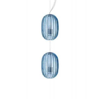 Lampa wisząca Foscarini 2240072/2-30 Plass media doppia