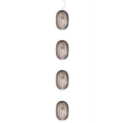 Lampa wisząca Foscarini 2240072/4-25 Plass media quadrupla