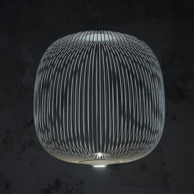 Lampa wisząca Foscarini 2640072R1-10 Spokes 2