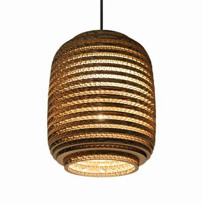 Lampa wisząca Graypants GP-112-a Scraplights Ausi8 natural