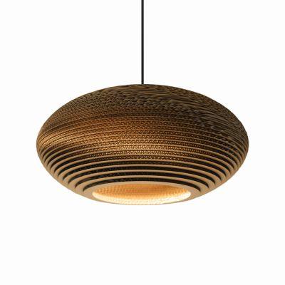 Lampa wisząca Graypants GP-145-a Scraplights Disc20 natural