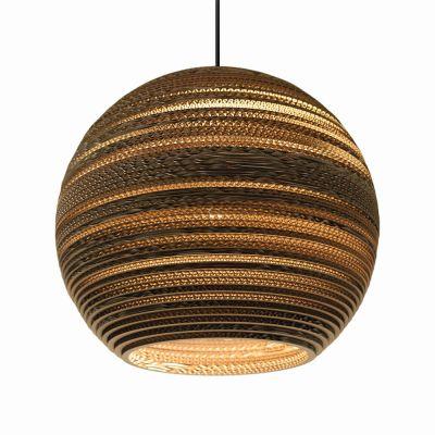 Lampa wisząca Graypants GP-163-a Scraplights Moon18 natural