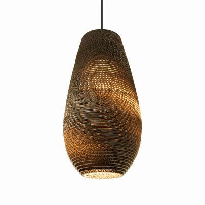 Lampa wisząca Graypants GP-211-a Scraplights Drop18 natural