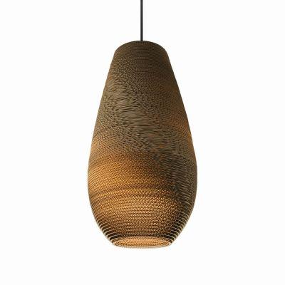 Lampa wisząca Graypants GP-221-a Scraplights Drop26 natural