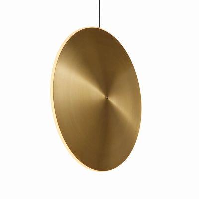 Lampa wisząca Graypants GP-286-a LED Chrona Dish17v brass