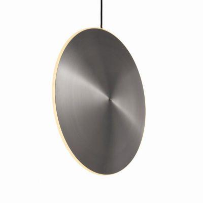 Lampa wisząca Graypants GP-296-a LED Chrona Dish17v steel