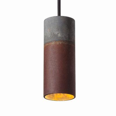 Lampa wisząca Graypants GP2000-Z Roest 15v Rust Zinc