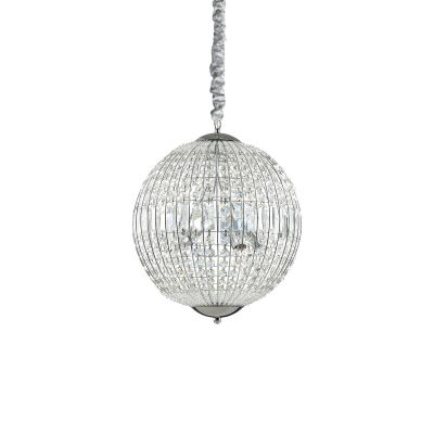 Lampa wisząca Ideal Lux 092911 Luxor SP6