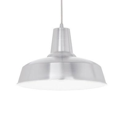 Lampa wisząca Ideal Lux 102054 Moby SP1 Alluminio