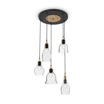 Lampa wisząca Ideal Lux 103174 Gretel SP5