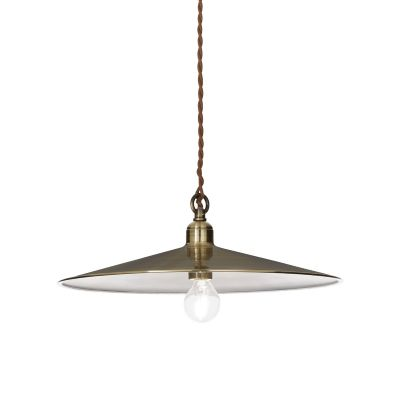 Lampa wisząca Ideal Lux 112701 Cantina SP1 Brunito