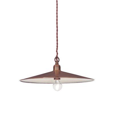 Lampa wisząca Ideal Lux 112732 Cantina SP1 Rame
