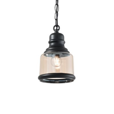 Lampa wisząca Ideal Lux 168586 Hansel SP1 Square