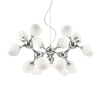 Żyrandol Nodi Bianco SP15 082073 Ideal Lux