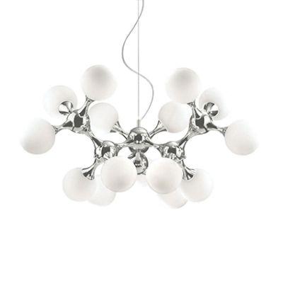 Żyrandol Nodi Bianco SP15 082073 Ideal Lux