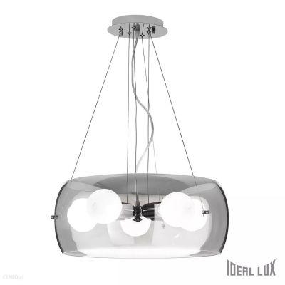Lampa wisząca IdealLux 103983 Audi-10 SP5 Fume'