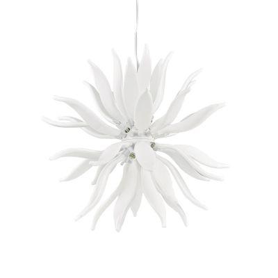 Lampa wisząca IdealLux 112268 Leaves SP12 Bianco