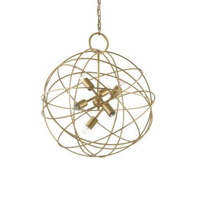 Lampa wisząca IdealLux 156026 Konse SP6
