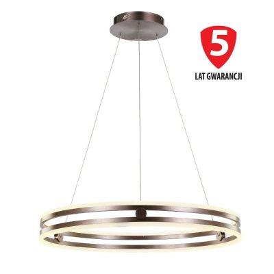 Lampa wisząca Italux MD17016002-1B COFFE Lonia Kawowa
