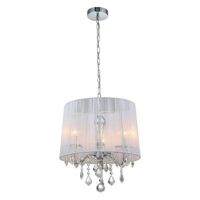 Lampa wisząca Italux MDM-2572-3-W Cornelia