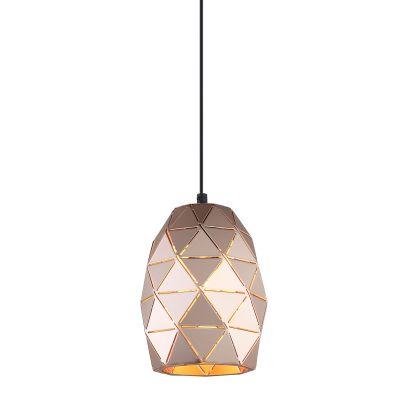 Lampa wisząca Italux MDM-3480-1-GD Harley