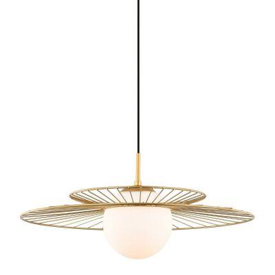 Lampa wisząca Italux MDM-4000-1-GD Sarah