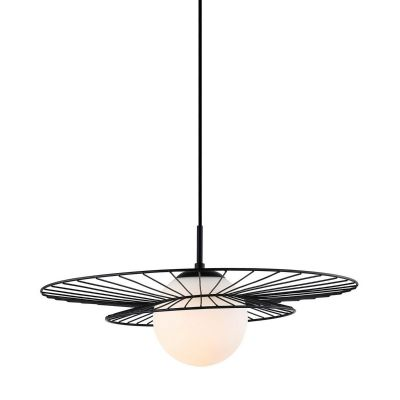 Lampa wisząca Italux MDM-4001-1-BK Alison