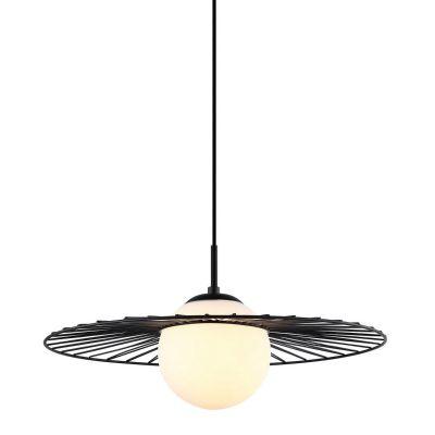 Lampa wisząca Italux MDM-4003-1-BK Sally