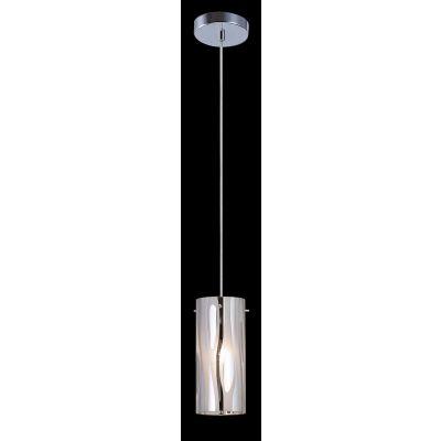 Lampa wisząca Italux MDM1575-1CR Triplet