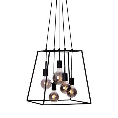 Lampa wisząca Italux PND-11532-5-BL Almodovi