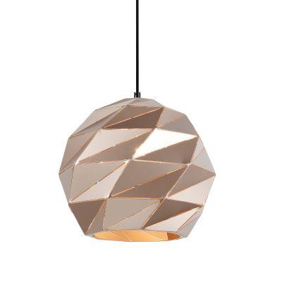 Lampa wisząca Italux PND-2424-1L-GD Palermo