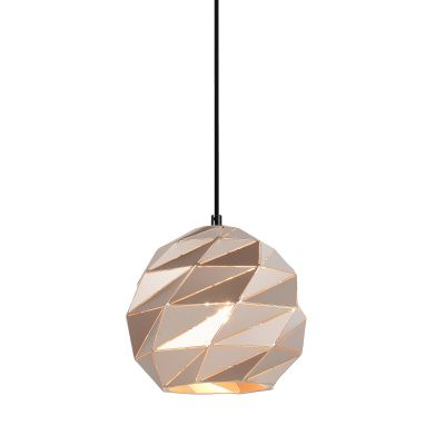 Lampa wisząca Italux PND-2424-1S-GD Palermo
