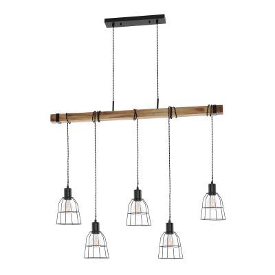 Lampa wisząca Italux PND-4290-5-L Ponte